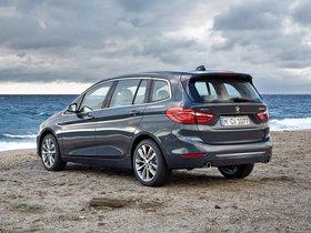 Ver foto 17 de BMW Serie 2 Gran Tourer Luxury Line F46 2015