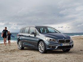 Ver foto 16 de BMW Serie 2 Gran Tourer Luxury Line F46 2015
