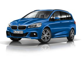 Fotos de BMW Serie 2 Gran Tourer M Sport Package F46 2015