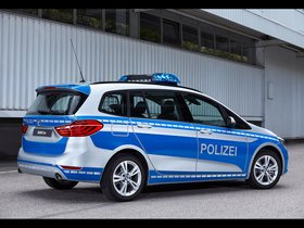 Ver foto 4 de BMW Serie 2 Gran Tourer 220d xDrive Polizei 2016