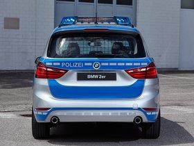 Ver foto 3 de BMW Serie 2 Gran Tourer 220d xDrive Polizei 2016