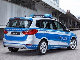 Ver foto 2 de BMW Serie 2 Gran Tourer 220d xDrive Polizei 2016
