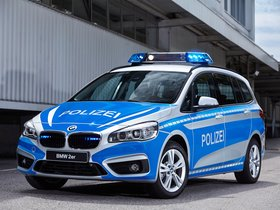 Fotos de BMW Serie 2 Gran Tourer 220d xDrive Polizei 2016