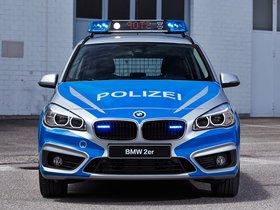 Ver foto 12 de BMW Serie 2 Gran Tourer 220d xDrive Polizei 2016