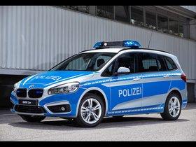 Ver foto 11 de BMW Serie 2 Gran Tourer 220d xDrive Polizei 2016