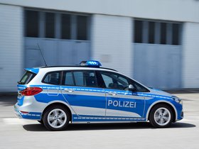 Ver foto 10 de BMW Serie 2 Gran Tourer 220d xDrive Polizei 2016