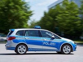 Ver foto 9 de BMW Serie 2 Gran Tourer 220d xDrive Polizei 2016