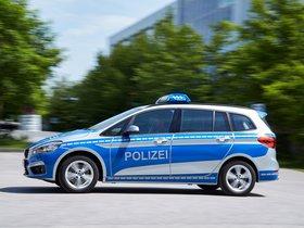 Ver foto 8 de BMW Serie 2 Gran Tourer 220d xDrive Polizei 2016