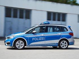 Ver foto 7 de BMW Serie 2 Gran Tourer 220d xDrive Polizei 2016