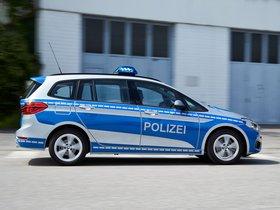 Ver foto 6 de BMW Serie 2 Gran Tourer 220d xDrive Polizei 2016