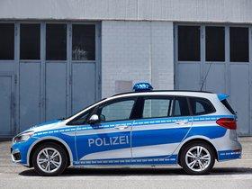 Ver foto 5 de BMW Serie 2 Gran Tourer 220d xDrive Polizei 2016