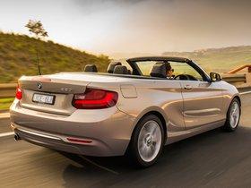 Ver foto 6 de BMW Serie 2 220i Cabrio Luxury Line F23 Australia 2015