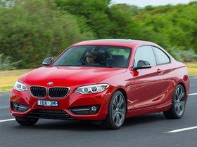 Ver foto 3 de BMW Serie 2 Coupe Sport Line F22 Australia 2014