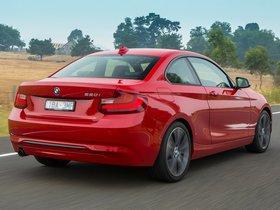 Ver foto 2 de BMW Serie 2 Coupe Sport Line F22 Australia 2014