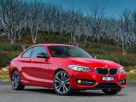 Ver foto 1 de BMW Serie 2 Coupe Sport Line F22 Australia 2014
