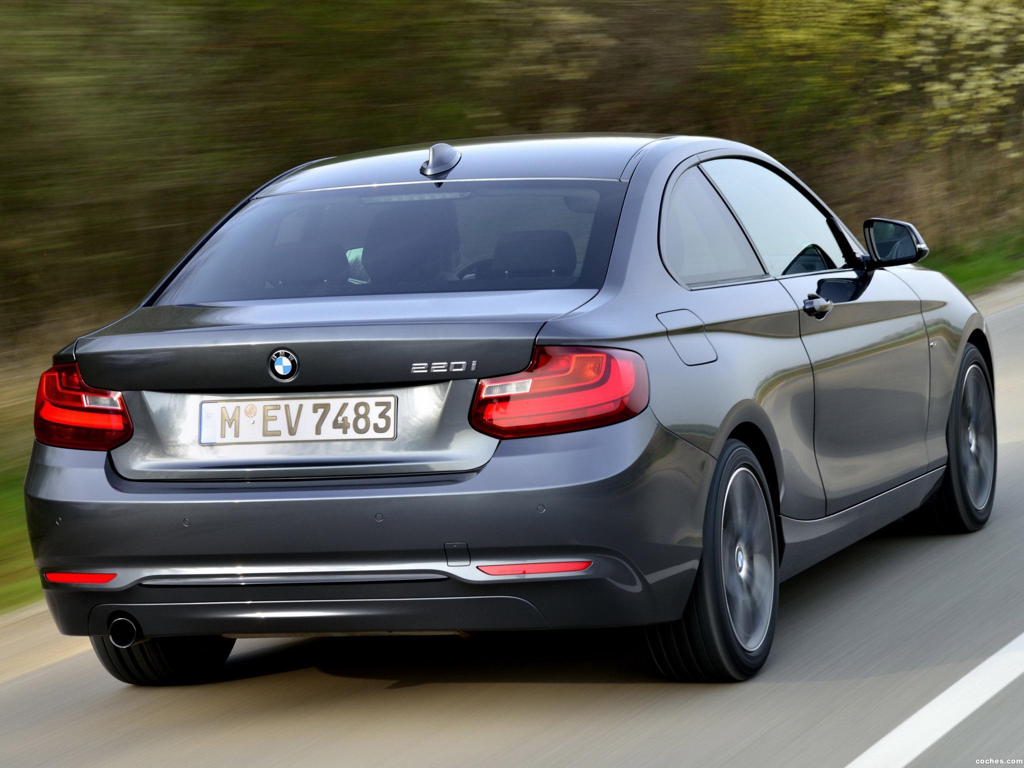 Foto 5 de BMW Serie 2 Coupe Sport Line F22 2014