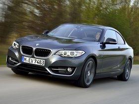 Ver foto 11 de BMW Serie 2 Coupe Sport Line F22 2014