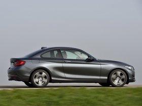 Ver foto 2 de BMW Serie 2 Coupe Sport Line F22 2014