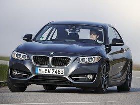 Ver foto 1 de BMW Serie 2 Coupe Sport Line F22 2014