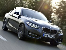 Ver foto 8 de BMW Serie 2 Coupe Sport Line F22 2014
