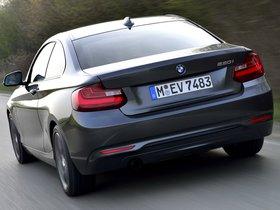 Ver foto 7 de BMW Serie 2 Coupe Sport Line F22 2014