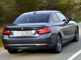 Ver foto 6 de BMW Serie 2 Coupe Sport Line F22 2014