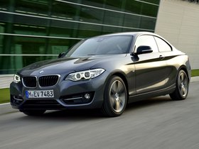 Ver foto 4 de BMW Serie 2 Coupe Sport Line F22 2014