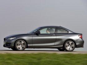 Ver foto 3 de BMW Serie 2 Coupe Sport Line F22 2014