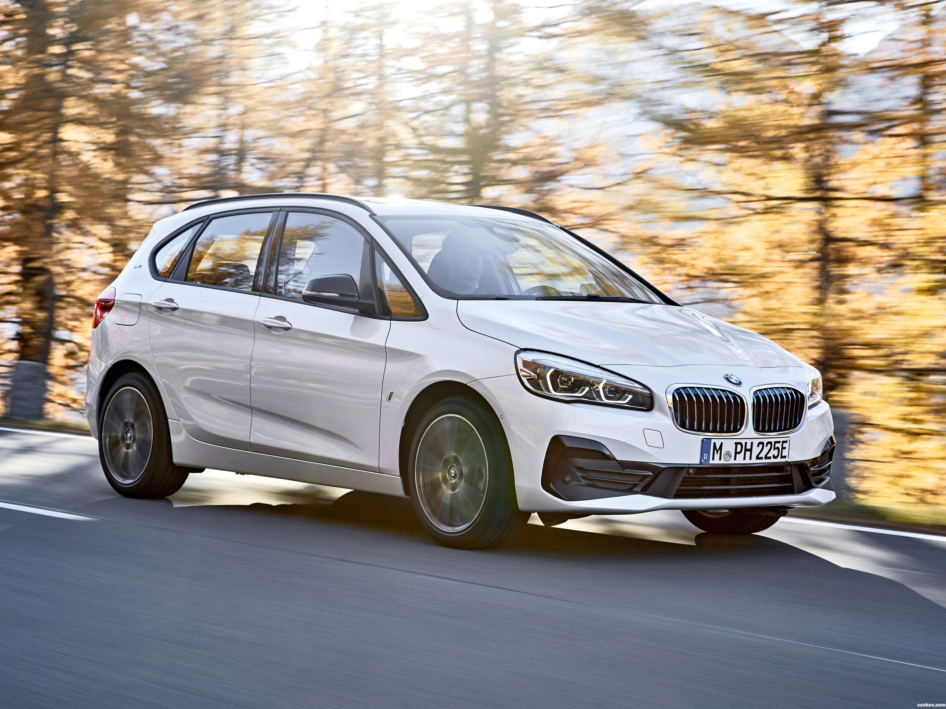 Foto 0 de BMW Serie 2 225XE Active Tourer iPerformance F45 2018
