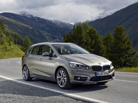 Ver foto 13 de BMW Serie 2 Active Tourer F45 225i 2014