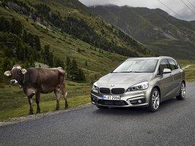 Ver foto 7 de BMW Serie 2 Active Tourer F45 225i 2014