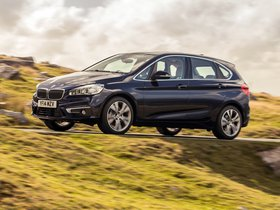 Ver foto 12 de BMW Serie 2 225i Active Tourer Luxury Line F45 UK 2014