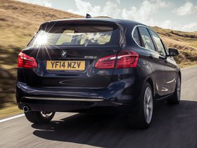 Ver foto 9 de BMW Serie 2 225i Active Tourer Luxury Line F45 UK 2014
