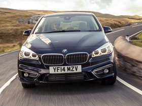 Ver foto 8 de BMW Serie 2 225i Active Tourer Luxury Line F45 UK 2014