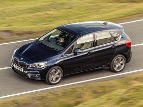 Ver foto 7 de BMW Serie 2 225i Active Tourer Luxury Line F45 UK 2014
