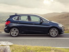 Ver foto 5 de BMW Serie 2 225i Active Tourer Luxury Line F45 UK 2014