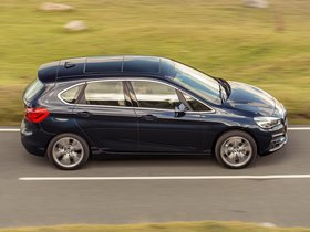 Ver foto 4 de BMW Serie 2 225i Active Tourer Luxury Line F45 UK 2014