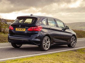 Ver foto 3 de BMW Serie 2 225i Active Tourer Luxury Line F45 UK 2014