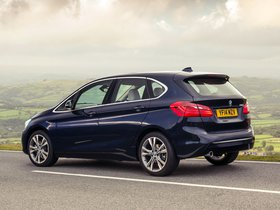 Ver foto 2 de BMW Serie 2 225i Active Tourer Luxury Line F45 UK 2014