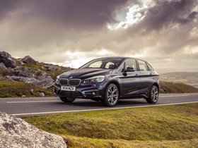 Ver foto 1 de BMW Serie 2 225i Active Tourer Luxury Line F45 UK 2014