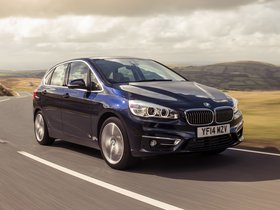 Ver foto 32 de BMW Serie 2 225i Active Tourer Luxury Line F45 UK 2014