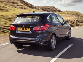 Ver foto 30 de BMW Serie 2 225i Active Tourer Luxury Line F45 UK 2014