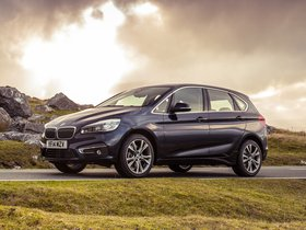 Ver foto 26 de BMW Serie 2 225i Active Tourer Luxury Line F45 UK 2014