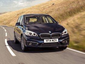 Ver foto 24 de BMW Serie 2 225i Active Tourer Luxury Line F45 UK 2014