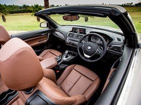 Ver foto 30 de BMW Serie 2 Cabrio 228i Luxury Line F23 2015