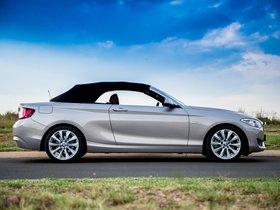 Ver foto 20 de BMW Serie 2 Cabrio 228i Luxury Line F23 2015