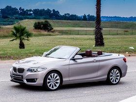 Ver foto 19 de BMW Serie 2 Cabrio 228i Luxury Line F23 2015