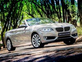 Ver foto 18 de BMW Serie 2 Cabrio 228i Luxury Line F23 2015