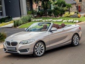 Ver foto 17 de BMW Serie 2 Cabrio 228i Luxury Line F23 2015