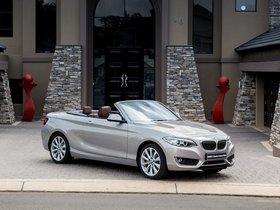 Ver foto 16 de BMW Serie 2 Cabrio 228i Luxury Line F23 2015